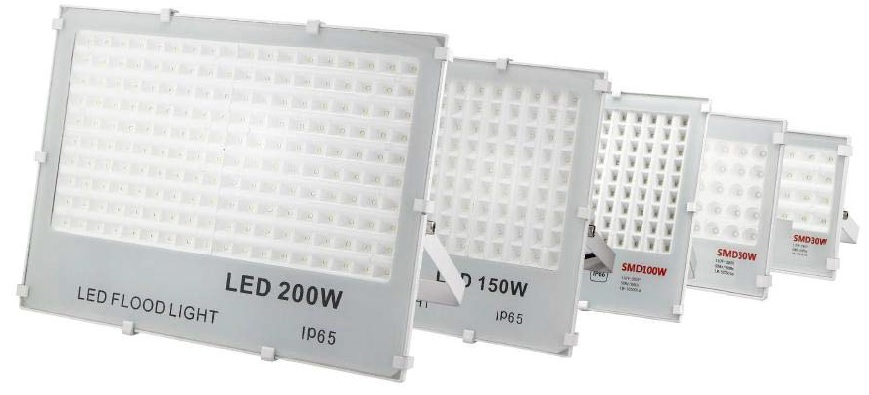 led flood strahler 10 watt 200watt